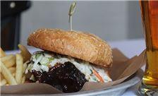 Rye Bar & Southern Kitchen - Short Rib Angus Burger