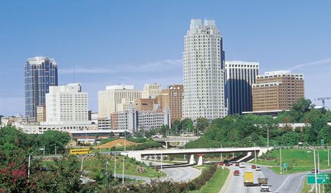 Raleigh Convention Center, North Carolina