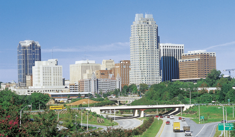 Raleigh Convention Center, North Carolina